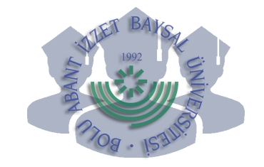 POSTGRADUATE STUDY AT BOLU ABANT İZZET BAYSAL UNIVERSITY